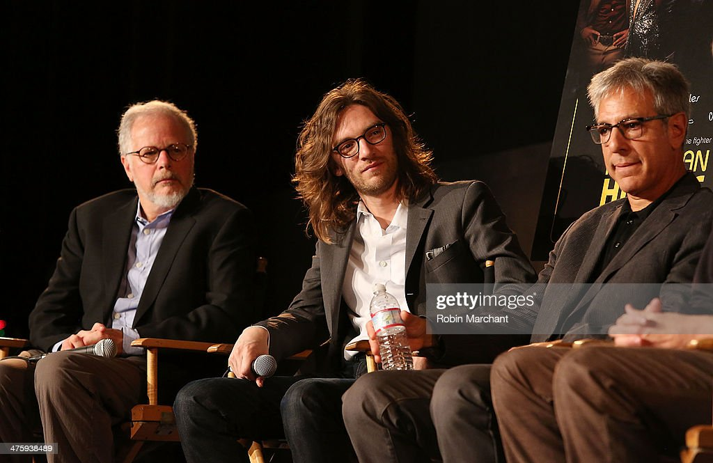 Nominee Film editors Jay Cassidy Crispin Struthers and Alan Baumgarten attend 14th Annual 'Invisible Artists/Visible Arts Panel Presented By American...