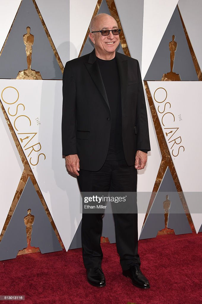 Nominee for Best Sound Mixing for 'The Revenant' Randy Thom attends the 88th Annual Academy Awards at Hollywood Highland Center on February 28 2016...
