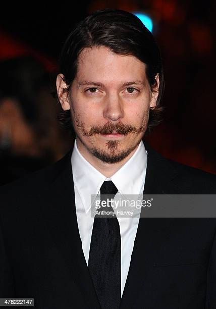 Nominee Lucas Pope attends the 2014 British Academy Games Awards at Tobacco Dock on March 12 2014 in London England