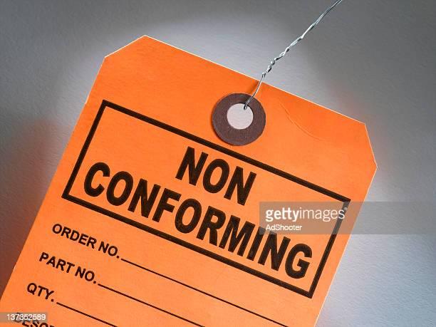 Non Conforming