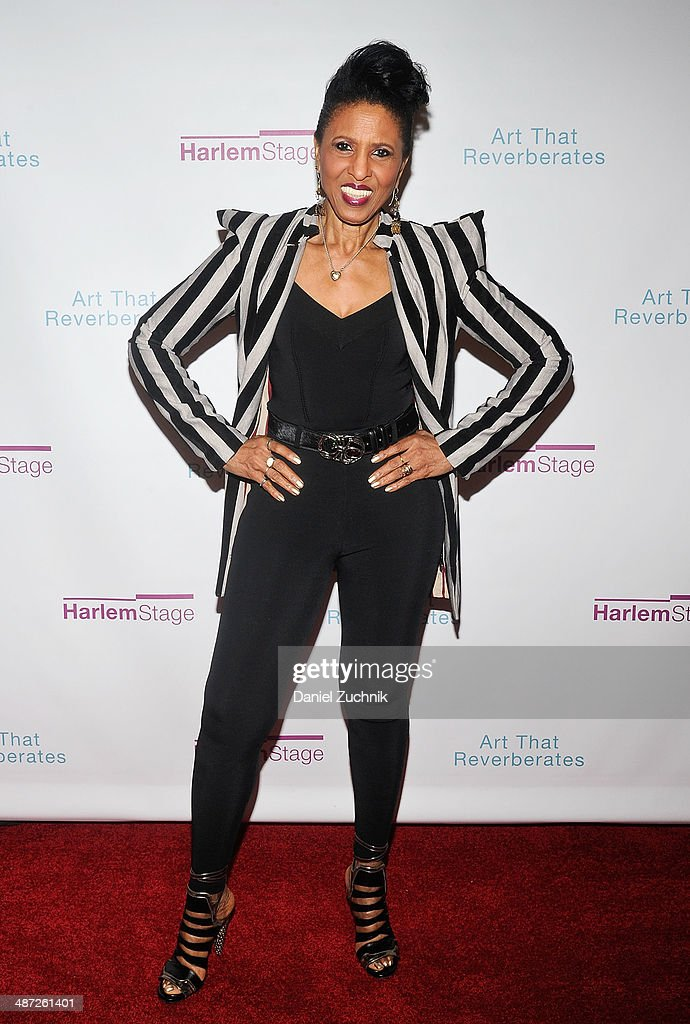 <a gi-track='captionPersonalityLinkClicked' href=/galleries/search?phrase=Nona+Hendryx&family=editorial&specificpeople=790013 ng-click='$event.stopPropagation()'>Nona Hendryx</a> attends the Harlem Stage 2014 Spring Gala at Harlem Stage Gatehouse on April 28, 2014 in New York City.