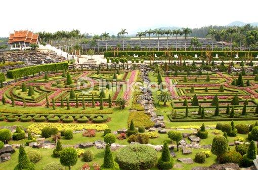 Nongnooch Tropical Botanical Garden, Pattaya, Thailand