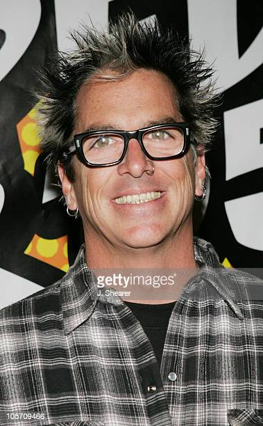Noodles of The Offspring during Vans Warped Tour 2005 Press Conference at House of Blues in West Hollywood California United States