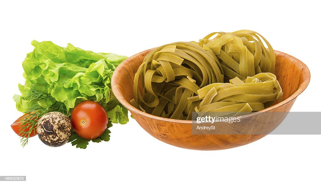 Tagliatelle : Stock Photo