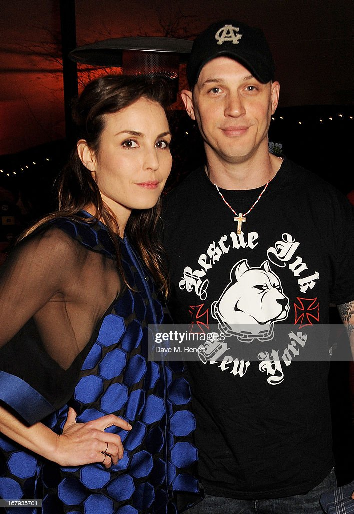 <a gi-track='captionPersonalityLinkClicked' href=/galleries/search?phrase=Noomi+Rapace&family=editorial&specificpeople=4522889 ng-click='$event.stopPropagation()'>Noomi Rapace</a> (L) and <a gi-track='captionPersonalityLinkClicked' href=/galleries/search?phrase=Tom+Hardy+-+Actor&family=editorial&specificpeople=2209780 ng-click='$event.stopPropagation()'>Tom Hardy</a> attend Gabrielle's Gala 2013 supported by Lorraine Schwartz at Battersea Power Station on May 2, 2013 in London, England.