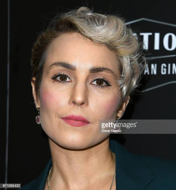 Noomi Rapace arrives at the 21st Annual Hollywood Film Awards at The Beverly Hilton Hotel on November 5 2017 in Beverly Hills California