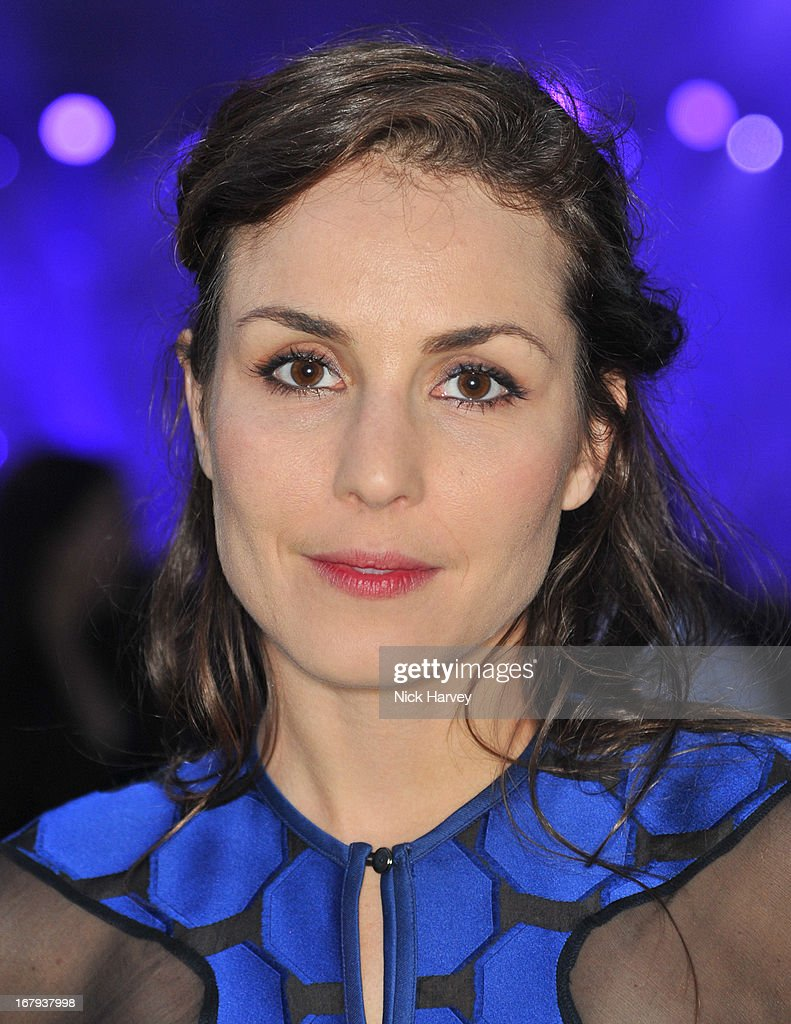 Noomi Rapace attends annual fundraiser in aid of Gabrielle's Angel Foundation for Cancer Research at Battersea Power station on May 2, 2013 in London, England.