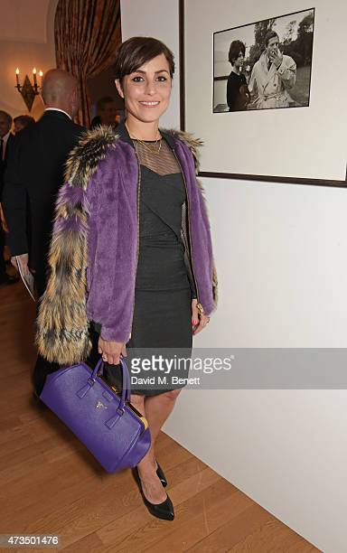 Noomi Rapace attends as Charles Finch hosts his annual Filmmakers Dinner and photographic exhibition in celebration of 'The Art Of Behind The Scenes'...