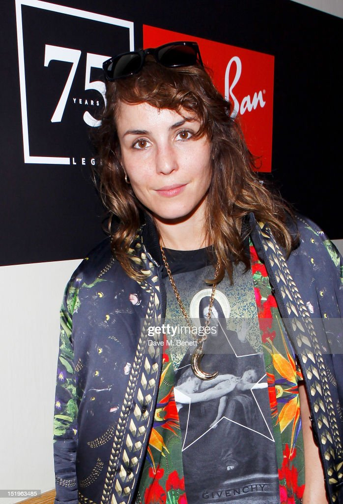 <a gi-track='captionPersonalityLinkClicked' href=/galleries/search?phrase=Noomi+Rapace&family=editorial&specificpeople=4522889 ng-click='$event.stopPropagation()'>Noomi Rapace</a> attends as Dazed & Confused presents Ray-Ban's 75th Anniversary celebration with Primal Scream and Kim Gordon of Sonic Youth at the Islington Assembly Hall on September 13, 2012 in London, England.