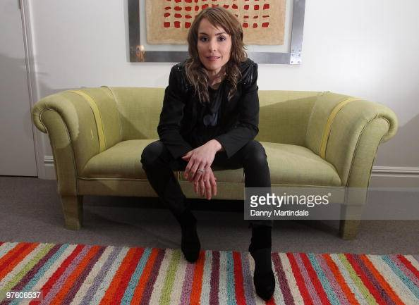 Noomi Rapace attends photocall to promote 'The Girl With The Dragon Tattoo' at Soho Hotel on March 10 2010 in London England