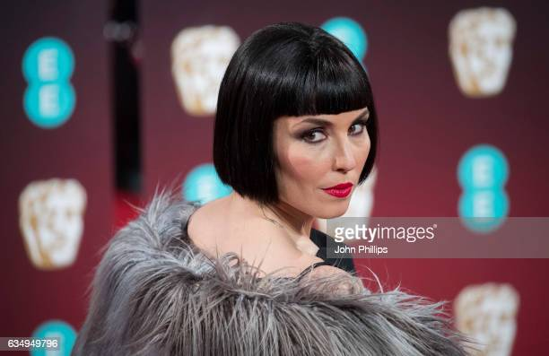 Noomi Rapace attends the 70th EE British Academy Film Awards at Royal Albert Hall on February 12 2017 in London England