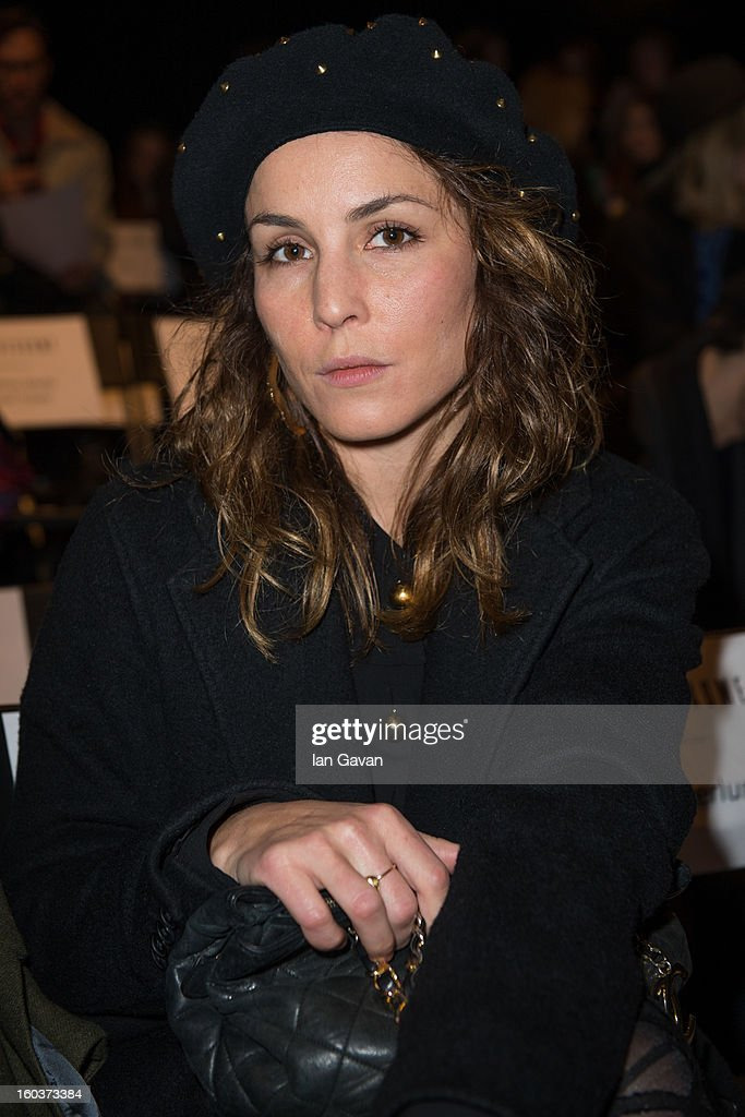 <a gi-track='captionPersonalityLinkClicked' href=/galleries/search?phrase=Noomi+Rapace&family=editorial&specificpeople=4522889 ng-click='$event.stopPropagation()'>Noomi Rapace</a> attends the AltewaiSaome show at Mercedes-Benz Stockholm Fashion Week Autumn/Winter 2013 at Mercedes-Benz Fashion Pavilion on January 30, 2013 in Stockholm, Sweden.