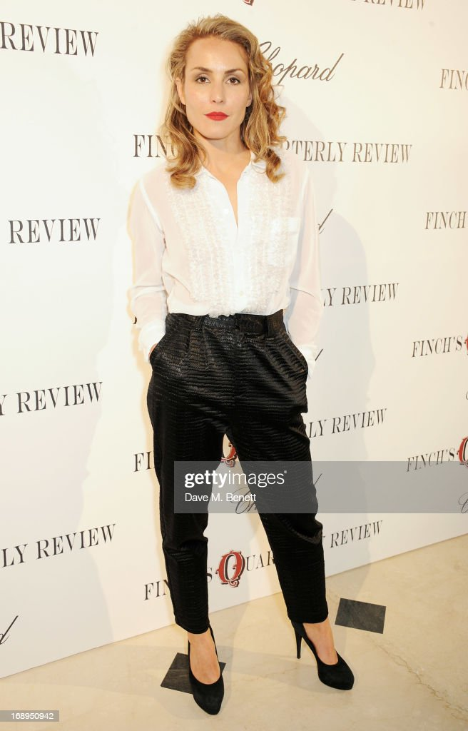 Noomi Rapace attends the annual Finch's Quarterly Review Filmmakers Dinner hosted by Charles Finch, Caroline Scheufele and Nick Foulkes at Hotel Du Cap Eden Roc on May 17, 2013 in Antibes, France.