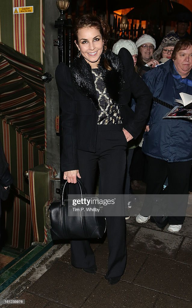 <a gi-track='captionPersonalityLinkClicked' href=/galleries/search?phrase=Noomi+Rapace&family=editorial&specificpeople=4522889 ng-click='$event.stopPropagation()'>Noomi Rapace</a> attends the Charles Finch and Chanel pre-BAFTA dinner at Annabels on February 9, 2013 in London, England.
