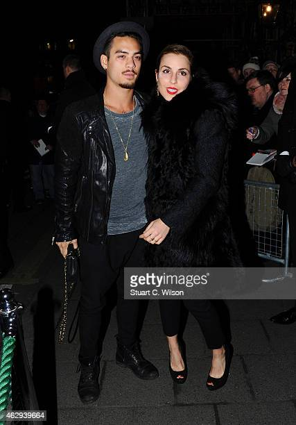 Noomi Rapace attends the Charles Finch CHANEL PreBAFTA party at Annabel's on February 7 2015 in London England