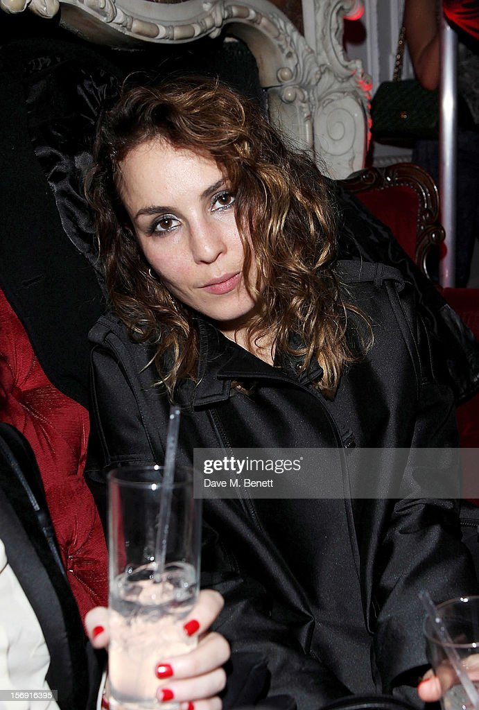 Noomi Rapace attends the Cuckoo Club and Show Pony pop up club, celebrating Cuckoo's 7th birthday, at 6 Grosvenor Place on November 24, 2012 in London, England.