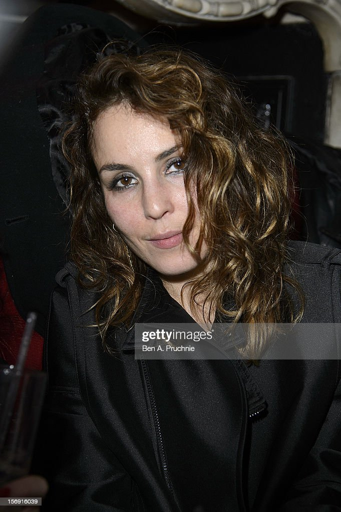Noomi Rapace attends the Cuckoo Club and Show Pony pop up club at Grosvenor Place on November 24, 2012 in London, England.