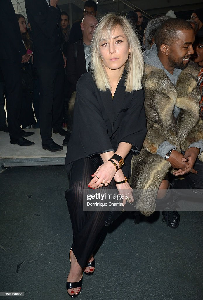 <a gi-track='captionPersonalityLinkClicked' href=/galleries/search?phrase=Noomi+Rapace&family=editorial&specificpeople=4522889 ng-click='$event.stopPropagation()'>Noomi Rapace</a> attends the Givenchy Menswear Fall/Winter 2014-2015 Show as part of Paris Fashion Week on January 17, 2014 in Paris, France.