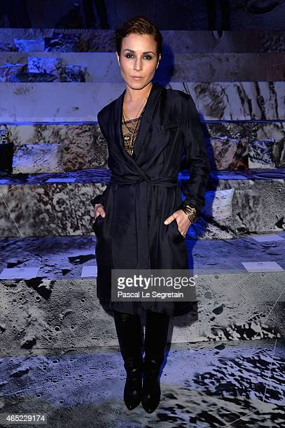 Noomi Rapace attends the HM show as part of the Paris Fashion Week Womenswear Fall/Winter 2015/2016 on March 4 2015 in Paris France