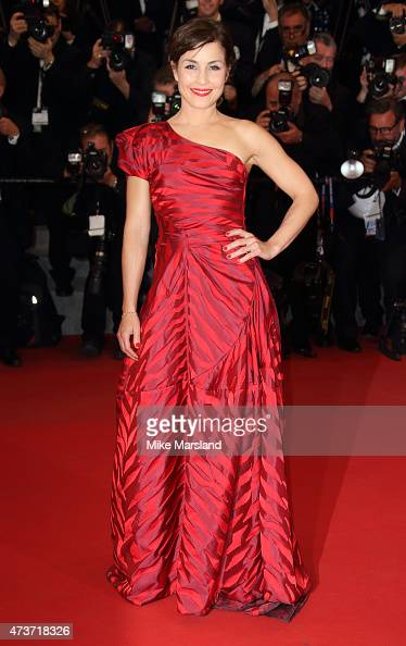 Noomi Rapace attends 'The Sea Of Trees' Premiere during the 68th annual Cannes Film Festival on May 16 2015 in Cannes France