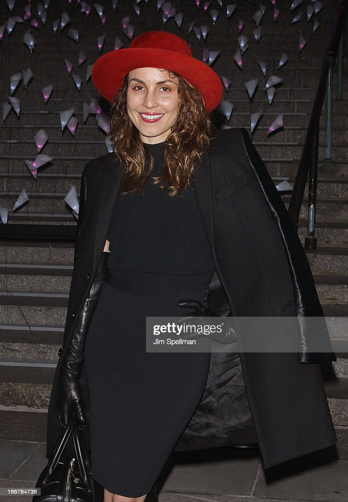 <a gi-track='captionPersonalityLinkClicked' href=/galleries/search?phrase=Noomi+Rapace&family=editorial&specificpeople=4522889 ng-click='$event.stopPropagation()'>Noomi Rapace</a> attends the Vanity Fair Party during the 2013 Tribeca Film Festival at the State Supreme Courthouse on April 16, 2013 in New York City.
