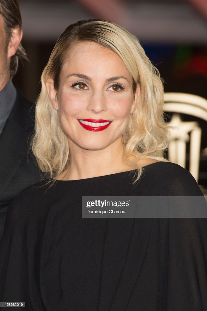 <a gi-track='captionPersonalityLinkClicked' href=/galleries/search?phrase=Noomi+Rapace&family=editorial&specificpeople=4522889 ng-click='$event.stopPropagation()'>Noomi Rapace</a> attends the 'Waltz With Monica' Premiere At 13th Marrakech International Film Festival on December 4, 2013 in Marrakech, Morocco.
