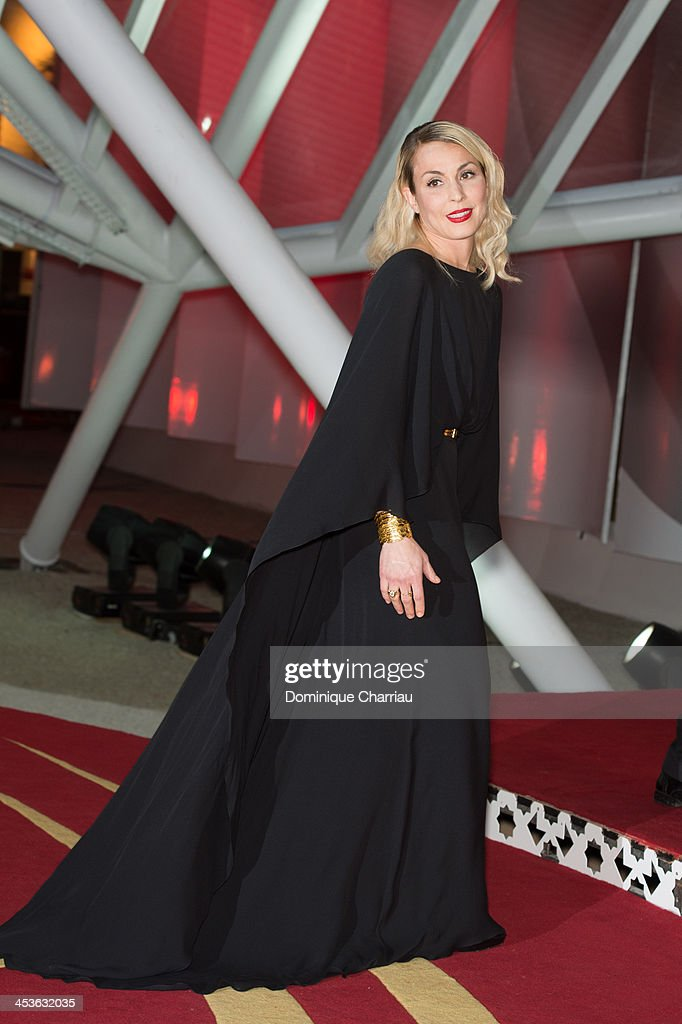 Noomi Rapace attends the 'Waltz With Monica' Premiere At 13th Marrakech International Film Festival on December 4, 2013 in Marrakech, Morocco.