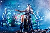 ESP: Battle Beast Perform In Concert in Barcelona