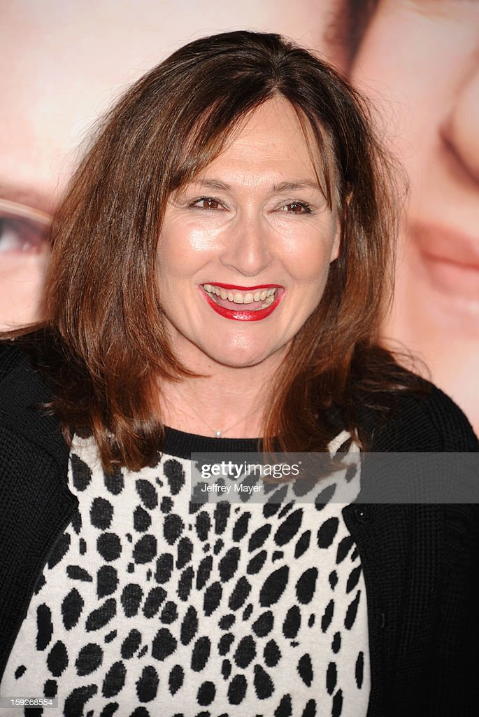 Nora Dunn arrives at the 'The Guilt Trip' - Los Angeles Premiere at Regency Village Theatre on December 11, 2012 in Westwood, California.