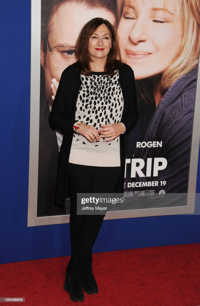 <a gi-track='captionPersonalityLinkClicked' href=/galleries/search?phrase=Nora+Dunn&family=editorial&specificpeople=757059 ng-click='$event.stopPropagation()'>Nora Dunn</a> arrives at the 'The Guilt Trip' - Los Angeles Premiere at Regency Village Theatre on December 11, 2012 in Westwood, California.
