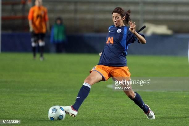 Nora HAMOU MAAMAR Montpellier / Bayern Munich Champions League