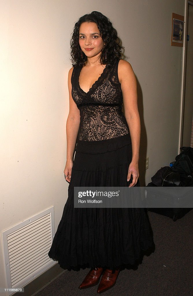 Nora Jones during 'I Walk the Line: A Night for Johnny Cash' - Day 2 at Pantages in Los Angeles, California, United States.