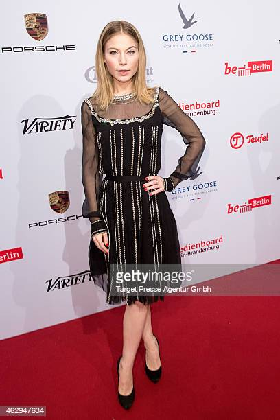 Nora von Waldstaetten attends the Medienboard BerlinBrandenburg Reception at Ritz Carlton on February 7 2015 in Berlin Germany