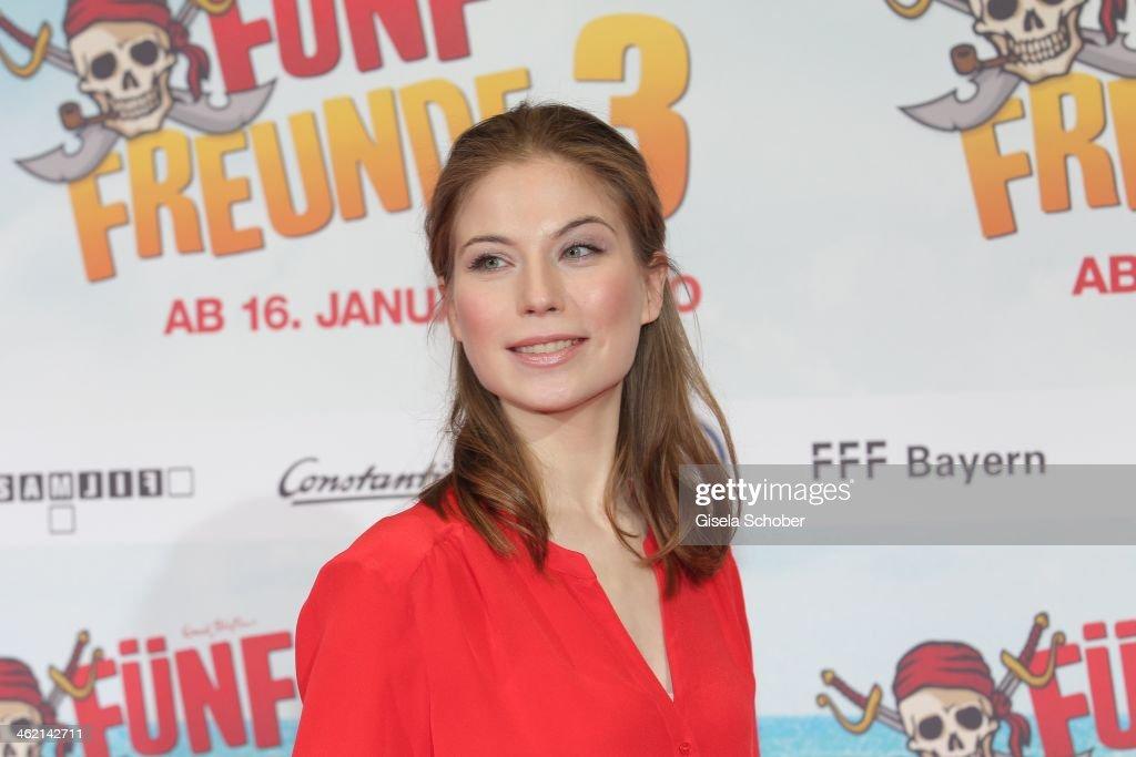 'Fuenf Freunde 3' Premiere