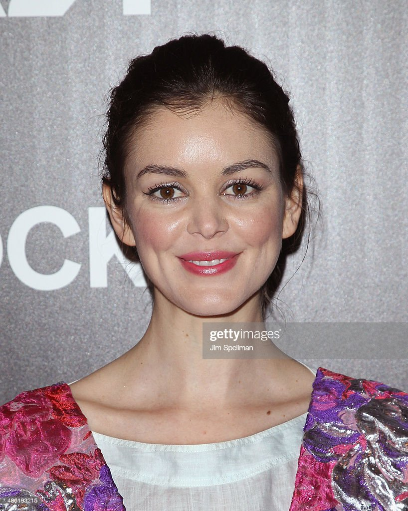 <a gi-track='captionPersonalityLinkClicked' href=/galleries/search?phrase=Nora+Zehetner&family=editorial&specificpeople=234442 ng-click='$event.stopPropagation()'>Nora Zehetner</a> attends the A24 and The Cinema Society premiere of 'Locke' at The Paley Center for Media on April 22, 2014 in New York City.