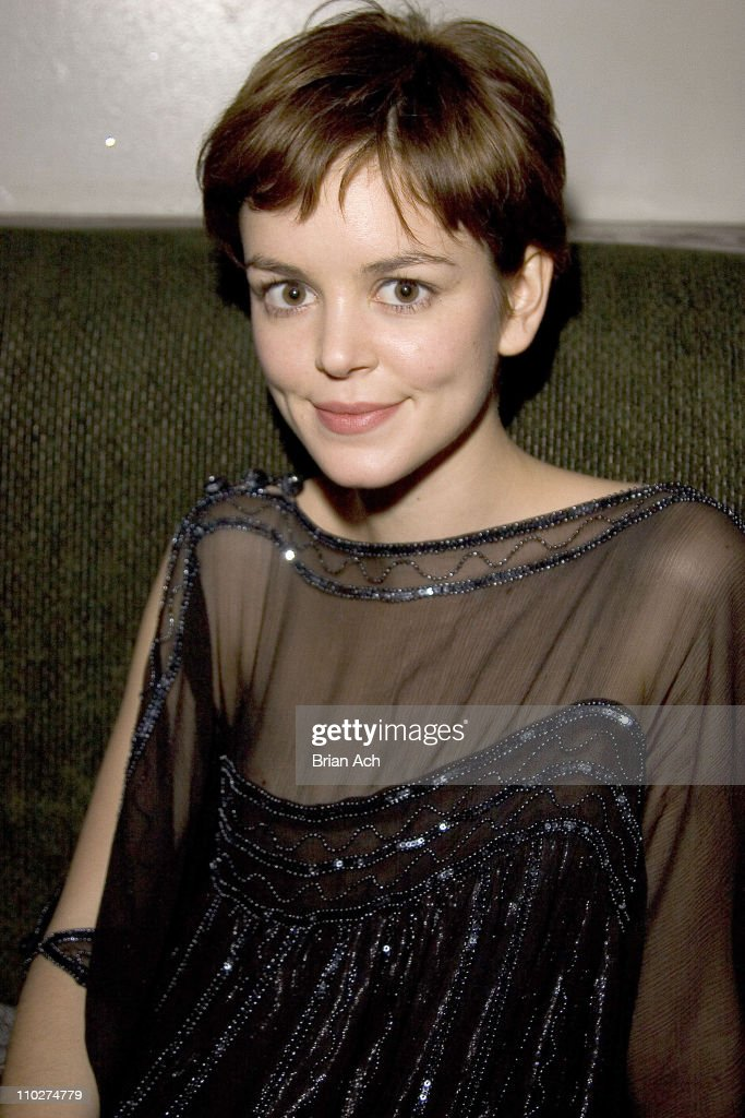 Nora Zehetner during 5th Annual Tribeca Film Festival 'Fifty Pills' Premiere After Party at Stereo in New York City United States