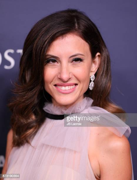 Norah Weinstein attends the 2017 Baby2Baby Gala on November 11 2017 in Los Angeles California