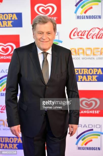Norbert Haug attends the Radio Regenbogen Award 2017 at Europapark on April 7 2017 in Rust Germany