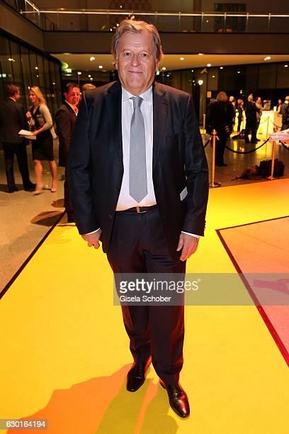 Norbert Haug during the ADAC sportgala 'Die Nacht der Sieger 2016' on December 17 2016 in Munich Germany