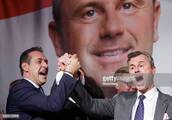 Austrians Vote In Presidential Runoff Election Photos and ...