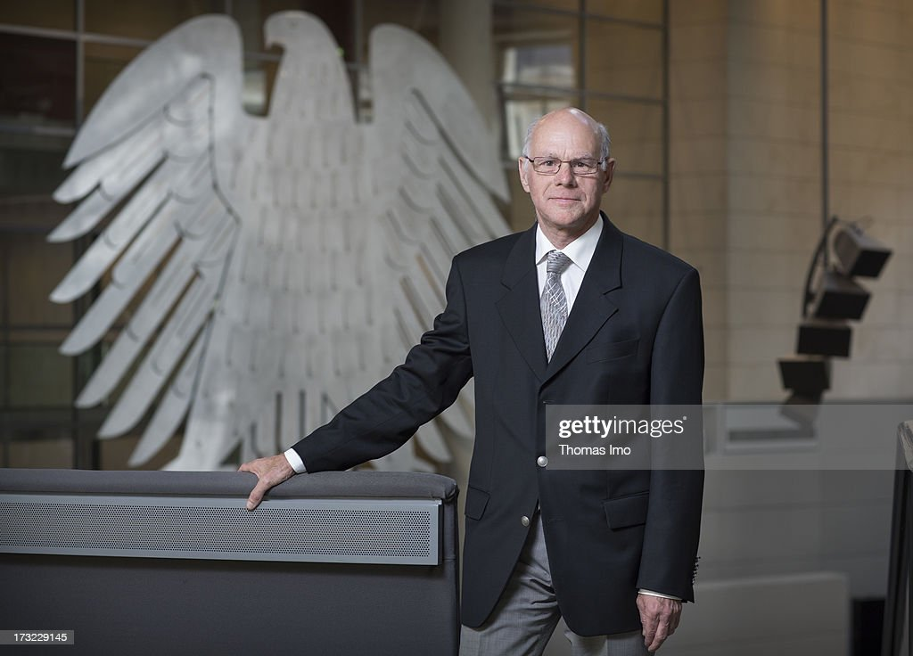 <a gi-track='captionPersonalityLinkClicked' href=/galleries/search?phrase=Norbert+Lammert&family=editorial&specificpeople=575522 ng-click='$event.stopPropagation()'>Norbert Lammert</a>, President of the German Bundestag, poses during a portrait session on July 10, 2013 in Berlin, Germany.