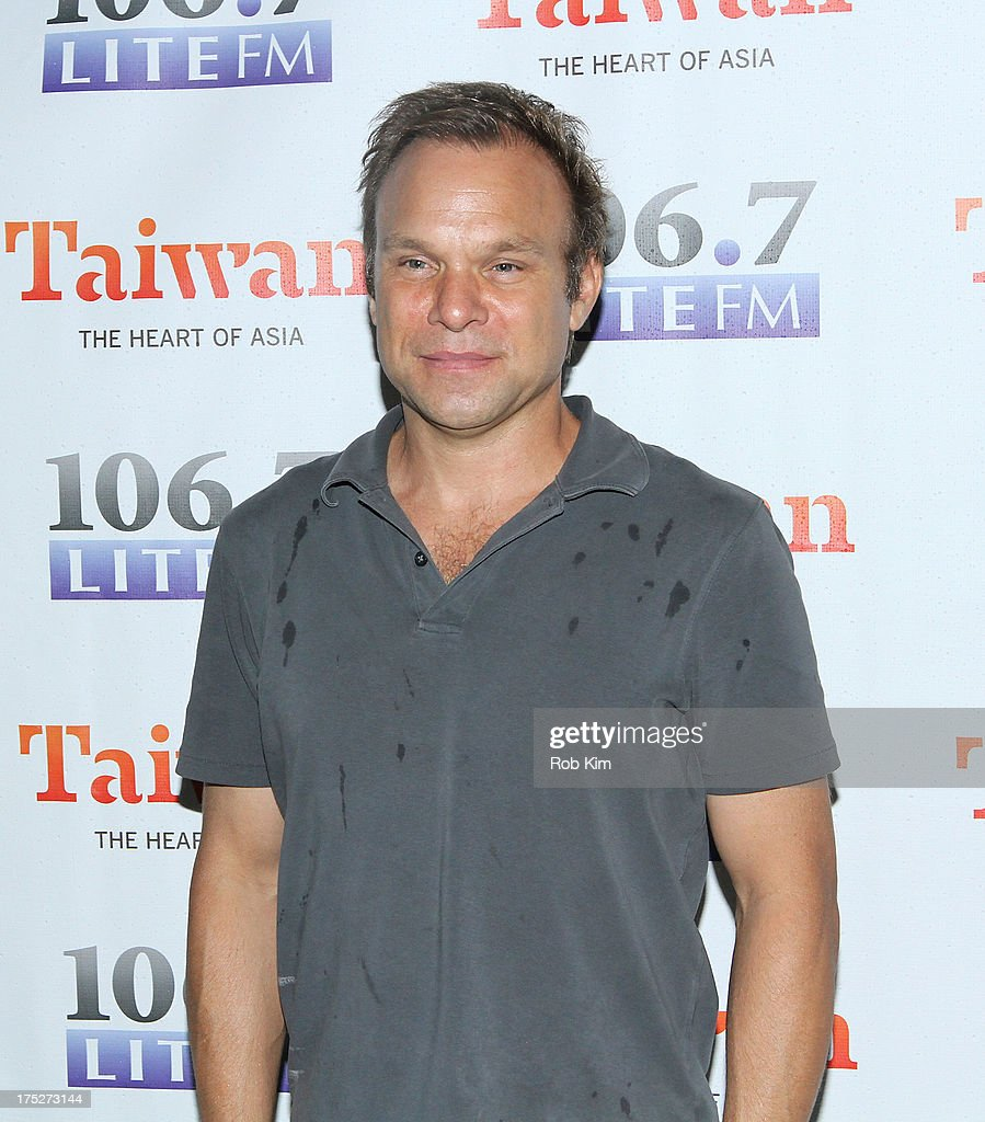 Norbert Leo Butz attends 106.7 LITE FM's Broadway in Bryant Park 2013 at Bryant Park on August 1, 2013 in New York City.
