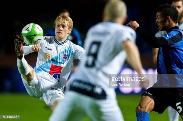 NordicBet Ligaen HB Køge vs Hobro Ruben Nygaard Hobro IK © Lars Rønbøg FrontzoneSportdk