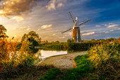 Norfolk Broads Mill