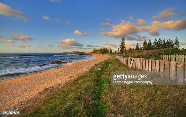 Norfolk Island Cemetery Beach