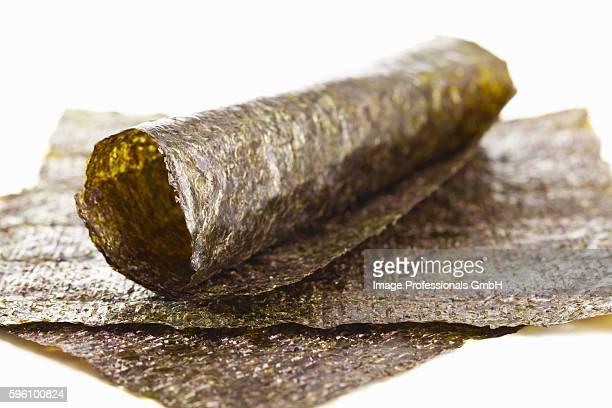 Nori sheets (dried, roasted seaweed)