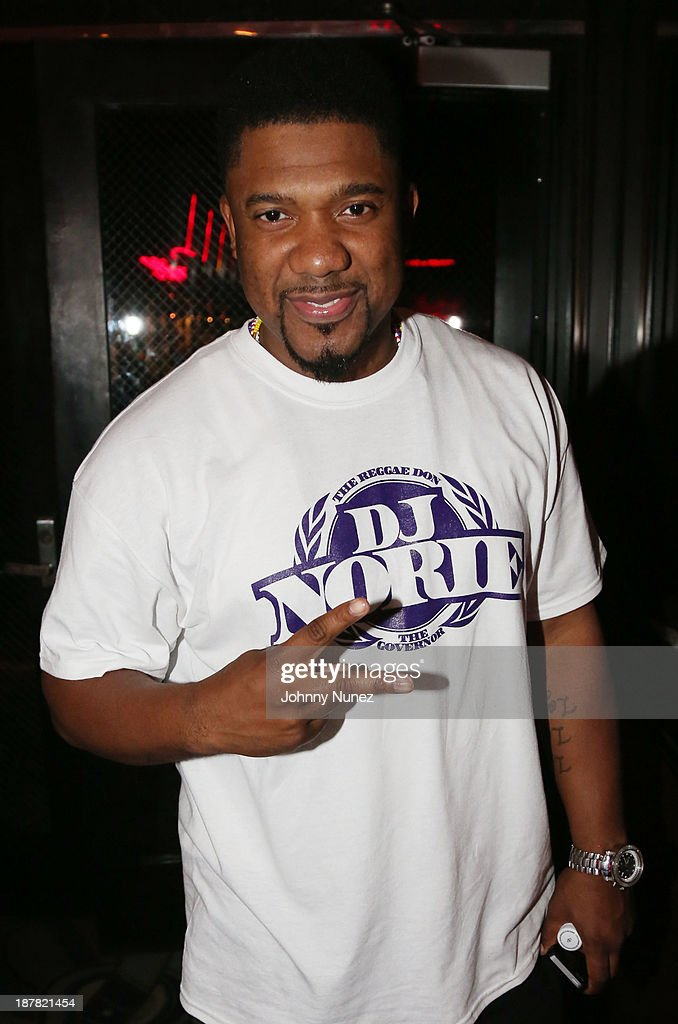 DJ Norie attends B.B. King Blues Club & Grill on November 12, 2013 in New York City.