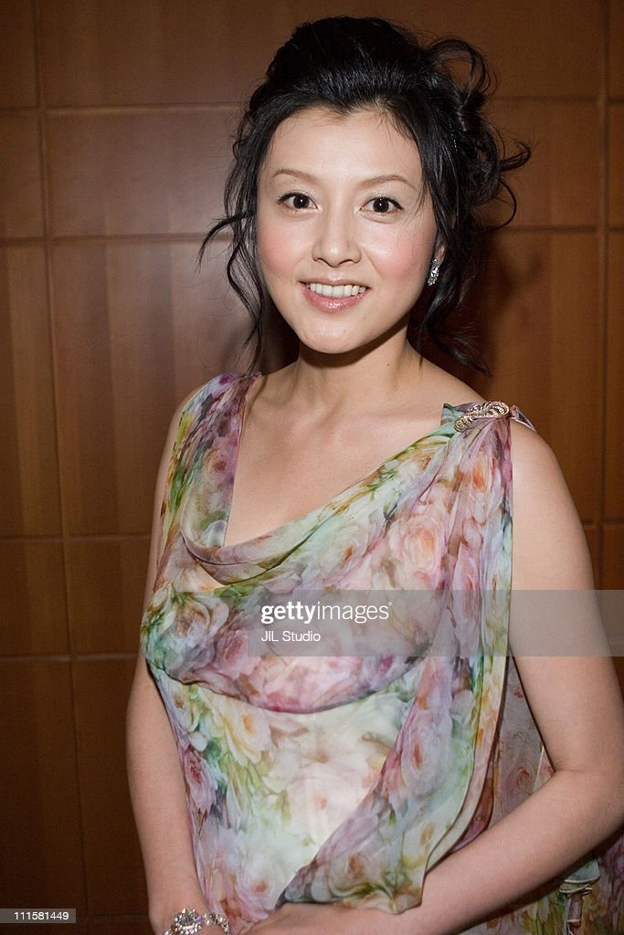 Norika Fujiwara during Opening of Valentino Ginza Boutique in Tokyo - December 1, 2005 at Italian Institute of Culture in Tokyo, Japan.