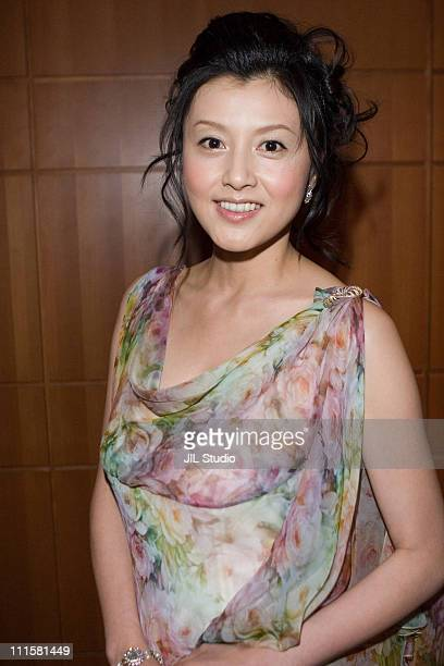 Norika Fujiwara during Opening of Valentino Ginza Boutique in Tokyo December 1 2005 at Italian Institute of Culture in Tokyo Japan
