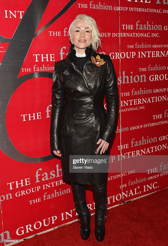 Norisol Ferrari attends the 15th annual Fashion Group International Rising Star at Cipriani 42nd Street on January 24, 2013 in New York City.